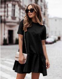 Šaty - kód 11890 - černá
