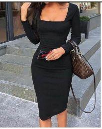 Šaty - kód 3450 - černá