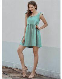Šaty - kód 2255 - zelená