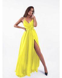 Šaty - kód 5500 - žlutá