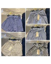 Krátké kalhoty - kód 7171 - vícebarevné