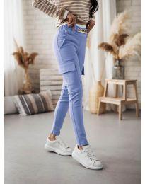 Kalhoty - kód 5130 světle modrá
