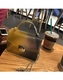 kabelka - kód B107 - hořčičná