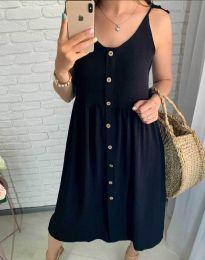 Šaty - kód 1472 - 1 - černá