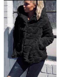 Kabát - kód 9202 - černá