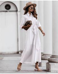 Šaty - kód 0900 - bíla