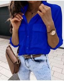 Košile - kód 6148 - tmavě modrá