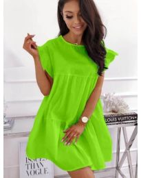 Šaty - kód 3145 - zelená