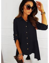 Košile - kód 5689 - černá