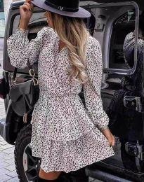Šaty - kód 2827 - barevné