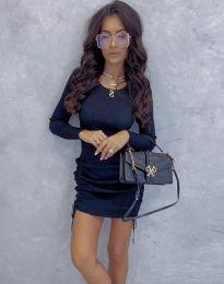 Šaty - kód 2286 - černá