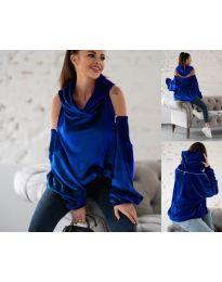 Mikina - kód 3262 - tmavě modrá