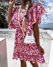 Šaty - kód 2652 - barevné