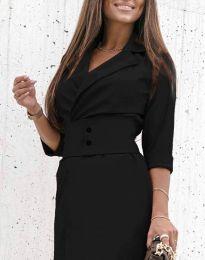 Šaty - kód 1356 - černá