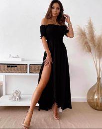 Šaty - kód 11920 - černá