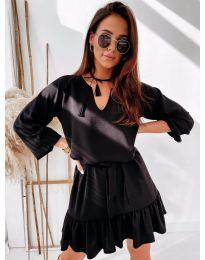 Šaty - kód 4146 - černá