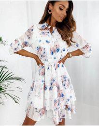 Šaty - kód 8877 - 1 - vícebarevné
