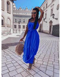 Šaty - kód 1230 - tmavě modrá