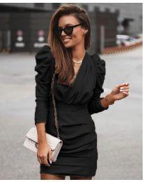 Šaty - kód 870 - černá