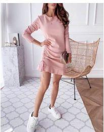 Šaty - kód 832 - růžová