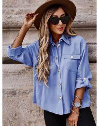 Košile - kód 5293 světle modrá