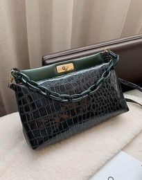 kabelka - kód B335 - olivově zelená