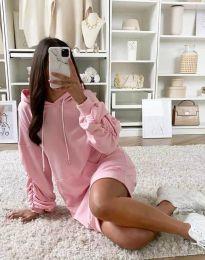 Šaty - kód 2949 - růžová
