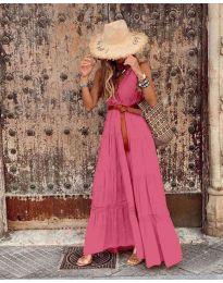 Šaty - kód 0817 - růžová