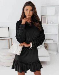 Šaty - kód 0424 - černá