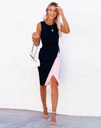 Šaty - kód 4758 - 1 - černá