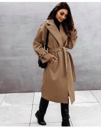 Kabát - kód 410 - hněda