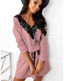 Šaty - kód 5111 - růžová