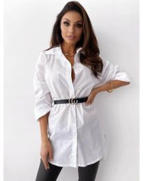 Košile - kód 5459 - bílá