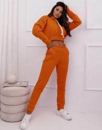 Sportovní set - kód 11623 - oranžová