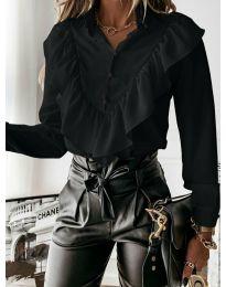 Košile - kód 9032 - černá