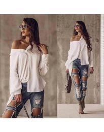 Košile - kód 2300 - bílá