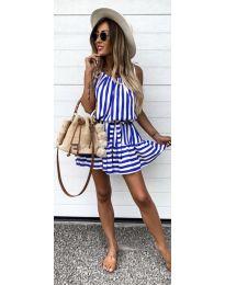 Šaty - kód 038 - vícebarevné