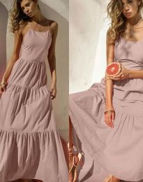 Šaty - kód 2991 - bežová