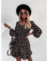 Šaty - kód 0367 - černá