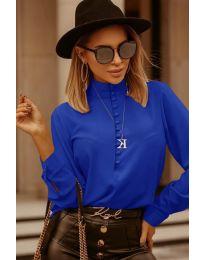 Košile - kód 1740 - tmavě modrá