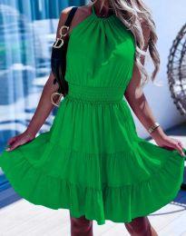 Šaty - kód 9949 - zelená