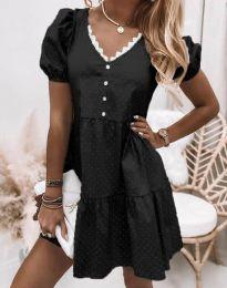 Šaty - kód 8292 - černá