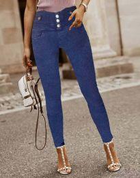 Kalhoty - kód 5435 - 2 - modrá