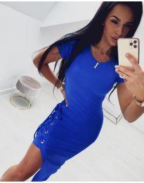 Šaty - kód 059 - modrá