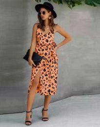 Šaty - kód 0510 - vícebarevné