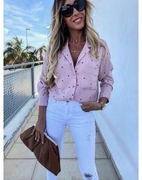 Košile - kód 8050 - růžova