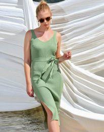 Šaty - kód 2722 - zelená