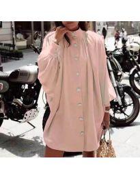 Šaty - kód 0899 - růžová