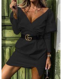 Šaty - kód 1617 - černá