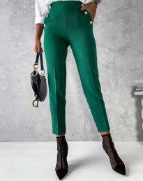 Kalhoty - kód 4895 - zelená